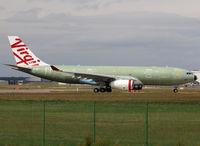 F-WWYS @ LFBO - C/n 1561 - For Virgin Australia - by Shunn311