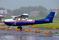 C-FSZZ @ CYJN - Cessna 172G Skyhawk [172-54066] St. Jean~C 17/06/2005 - by Ray Barber