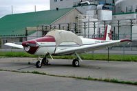 CF-KSC @ CYOW - Ryan Navion A/B [NAV-4-1886] Ottawa-Macdonald Cartier International~C 18/06/2005. Marked C-FKSC never registered as such by the CCAR. - by Ray Barber