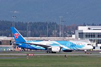 B-2733 @ YVR - Departure to Guangzhou - by metricbolt