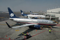 N997AM @ MMMX - At Mexico City - by Micha Lueck