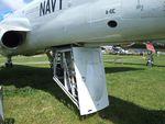 155595 - Grumman A-6E Intruder at the Pacific Coast Air Museum, Santa Rosa CA