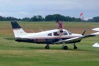 C-GNGH @ CYOW - Piper PA-28-151 Cherokee Warrior [28-7515264] Ottawa-Macdonald Cartier International~C 18/06/2005 - by Ray Barber