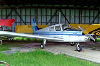 C-FTVV @ CST3 - Piper PA-28-140 Cherokee E [28-7225123] Saint-Lazare~C 18/06/2005 - by Ray Barber