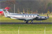 D-FDHR @ EDDR - Pilatus PC-12/47E - by Jerzy Maciaszek