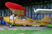 CF-YBI @ CST3 - Aeronca 7AC Champion [7AC-3411] Saint-Lazare~C 18/06/2005 - by Ray Barber