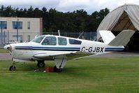 C-GJBX @ CYOW - Beech J35 Bonanza [D-5360] Ottawa-Macdonald Cartier International~C 18/06/2005 - by Ray Barber