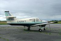 C-GRKT @ CYOW - Rockwell Commander 114 [14437] Ottawa-Macdonald Cartier International~C 18/06/2005 - by Ray Barber