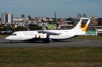 SE-RJI @ BMA - Lining up runway 30. - by Anders Nilsson