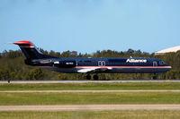 VH-FKA @ YBBN - Fokker F-100 [11345] (Alliance Airlines) Brisbane International~VH 18/03/2007