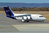 VH-NJX @ YPPH - BAe 146-100 [E1003] (National Jet Express) Perth Int'l~VH 29/03/2007
