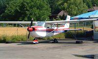 D-EABG @ LSZB - R/Cessna FR.172F Rocket [0084] Bern Belp~HB 23/07/2004 - by Ray Barber