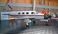 HB-POP @ LSZB - Piper PA-46-350P Malibu Mirage [4622077] Bern Belp~HB 23/07/2004 - by Ray Barber