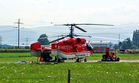 HB-XKE @ LSZB - Kamov Ka-32A [8709] (Heliswiss) Bern Belp~HB 23/07/2004