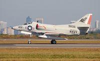 N2262Z @ NIP - A-4 Skyhawk at Jacksonville NAS Airshow 2014