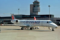HB-JAO @ LSZH - Embraer ERJ-145LU [145456] (Crossair) Zurich~HB 22/07/2004