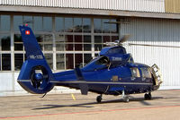 HB-XQS @ LSZH - Eurocopter AS.365N3 Dauphin [6539] (Heli-Link) Zurich~HB 22/07/2004