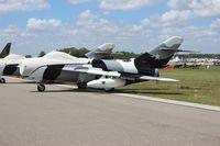 N9143Z @ LAL - Mig-17 Black Diamond Jet Team
