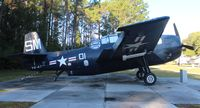 N9651C @ NIP - TBM-3E Avenger - by Florida Metal