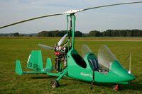 29-SR @ LFRU - Magni Gyro M16 Tandem, Morlaix-Ploujean airport (LFRU-MXN) air show in september 2014 - by Yves-Q
