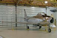 N57965 @ CYYC - North American F-86A Sabre [151-38433] Calgary-International~C 22/07/2008