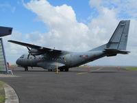 66 @ NZAA - Casa 235 82-ID French army - by magnaman