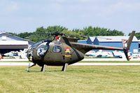 N67PB @ KOSH - Hughes OH-6A Cayuse [0411] Oshkosh-Wittman Regional~N 30/07/2008