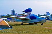 C-FVNZ @ KOSH - CF-VNZ   Lake LA-4-180 Buccaneer [247] Oshkosh-Wittman Regional~N 29/07/2008 - by Ray Barber