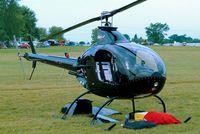 N77BB @ KOSH - Rotorway Exec 162F [6497] Oshkosh-Wittman Regional~N 29/07/2008
