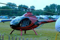 N162EV @ KOSH - Rotorway Exec 162F [6945] Oshkosh-Wittman Regional~N 29/07/2008