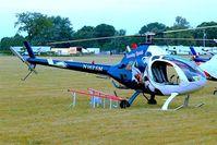 N162SM @ KOSH - Rotorway Exec 162F [6164] Oshkosh-Wittman Regional~N 29/07/2008
