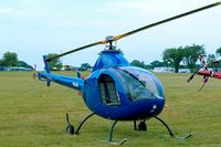 N192AB @ KOSH - Rotorway Exec 162F [14AB] Oshkosh-Wittman Regional~N 29/07/2008