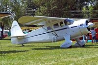 N1335M @ KOSH - Howard NH-1 Nightingale [835] Oshkosh-Wittman Regional~N 28/07/2008 - by Ray Barber