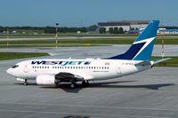 C-GPWS @ CYWG - Boeing 737-6CT [34284] (Westjet) Winnipeg-International~C 26/07/2008 - by Ray Barber