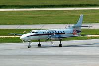 C-GJVC @ CYWG - Swearingen SA.227DC Metro 23 [DC-885B] (Bearskin Airlines) Winnipeg-International~C 26/07/2008 - by Ray Barber