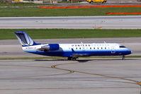 N75991 @ KORD - Canadair CRJ-200ER [7422] (United Express) Chicago-O Hare International~N 02/08/2008