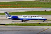 N852HK @ KORD - Embraer ERJ-145LR [145353] (United Express) Chicago-O Hare International~N 02/08/2008