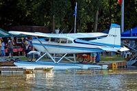 C-FWOT @ 96WI - Cessna A.185E Skywagon 185 [185-1356] Vette/blust Seaplane Base Oshkosh~N 30/07/2008 - by Ray Barber