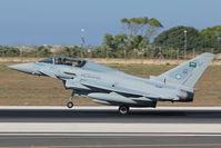 1016 @ LMML - Eurofighter EF-2000 Typhoon 1016 Royal Saudi Air Force - by Raymond Zammit