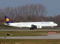 D-AEBN @ EDDP - Noon shuttle from MUC has arrived on twy 08L..... - by Holger Zengler