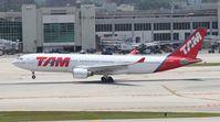 PT-MVC @ MIA - TAM A330