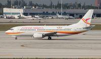 PZ-TCN @ MIA - Suriname 737-300