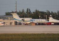 XA-PTR @ MIA - Gulfstream IV