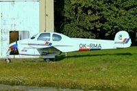 OK-RMA @ LKKL - LET L-200D Morava [171124] Kladno~OK 08/09/2012