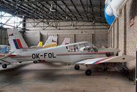 OK-FOL @ LKKL - Zlin Z.43 [0070] Kladno~OK 08/09/2012. Now in revised scheme.