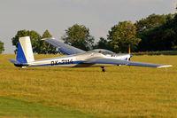 OK-7114 @ LKKL - Aerotechnik L-13SW Vivat [870210] Kladno~OK 08/09/2012. Seen departing.