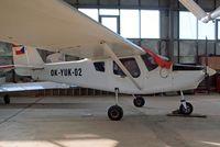 OK-YUK 02 @ LKKL - Ultravia Aero Pelican Club [582] Kladno~OK 08/09/2012