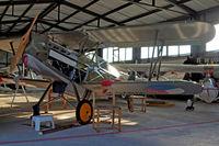 OK-QAB 01 @ LKKL - Avia B-534 UL [Unknown] Kladno~OK 08/09/2012. Under construction.