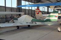 OK-BUR 14 @ LKKL - Aerotechnik P.220 ULR Koala [960002] Kladno~OK 08/09/2012