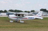 N118FS @ KOSH - Cessna 172R - by Mark Pasqualino